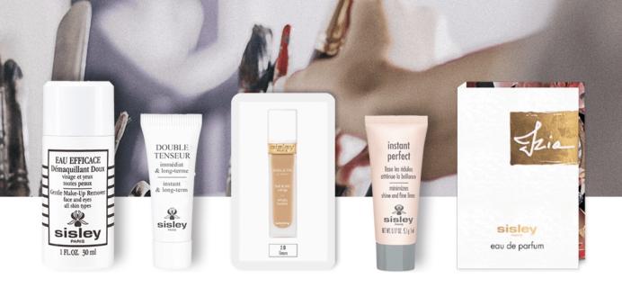 Sisley Paris Beauty Box September 2018 Full Spoilers