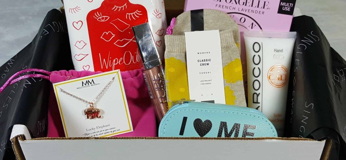 SinglesSwag Subscription Box Review & Coupon – August 2018