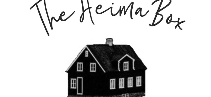 The Heima Box September 2018 Spoilers!