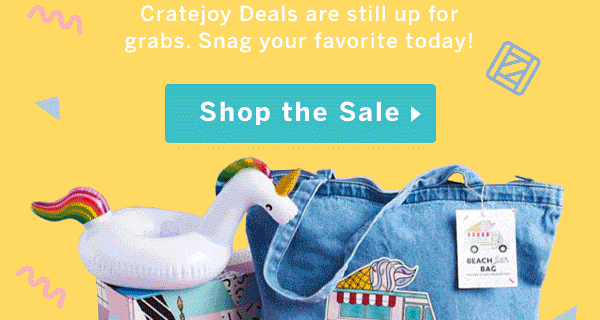 Cratejoy Labor Day Sale: Get 20% Off Subscriptions! LAST DAY!