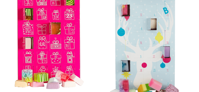 Bomb Cosmetics Advent Calendars 2018 Available Now!