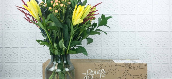 The Bouqs September 2018 Review & Coupon