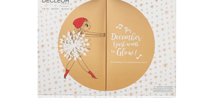 DECLÉOR Advent Calendar 2018 Available Now + Full Spoilers!