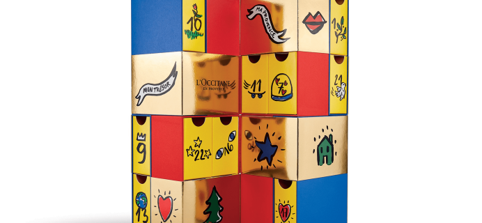 L'Occitane 2018 Luxury Beauty Advent Calendar Available Now + Full Spoilers!