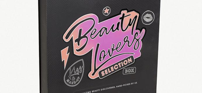 SELFRIDGES Beauty Lovers 2018 Advent Calendar Available Now