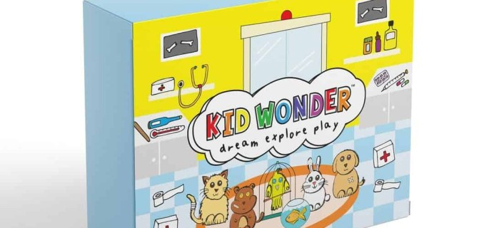 Kid Wonder Little Dreamers Box October 2018 Theme Spoilers + Coupon!