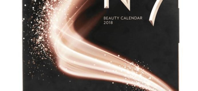 Boots No7 Advent Calendar 2018 Coming Soon!