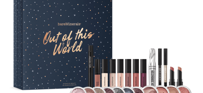 bareMinerals 2018 Beauty Advent Calendar Coming Soon!