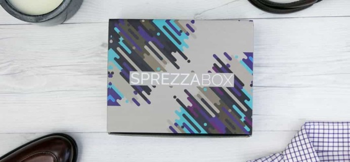SprezzaBox September 2018 Spoiler #2 & Coupon!