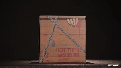 Hot Topic Funko Horror September 2018 Mystery Box Available Now + Full Spoilers!