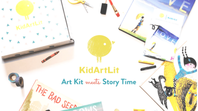 KidArtLit December 2019 Spoiler + Coupon!