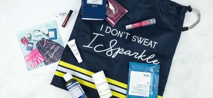 Macy's Beauty Box September 2018 Subscription Box Review