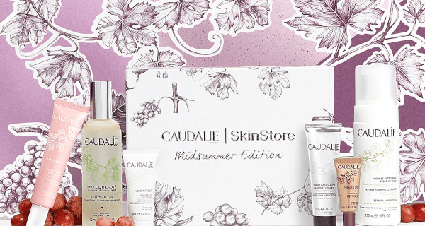 Skinstore x Caudalie Limited Edition Beauty Box Available Now + Full Spoilers!