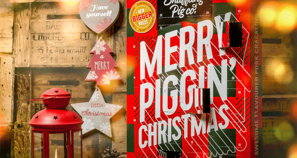 The 2018 Snaffling Pig Pork Crackling Advent Calendar Available Now!
