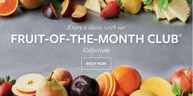 Harry & David Fruit Of The Month Club Coupon: Get Up To 50% Off Purchases!