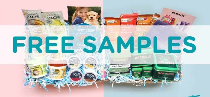 PINCHme Sample Day September 2018!