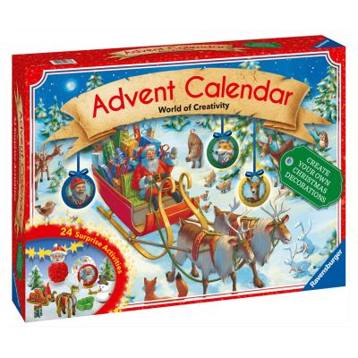 World of Creativity Advent Calendar 2018 Available Now!