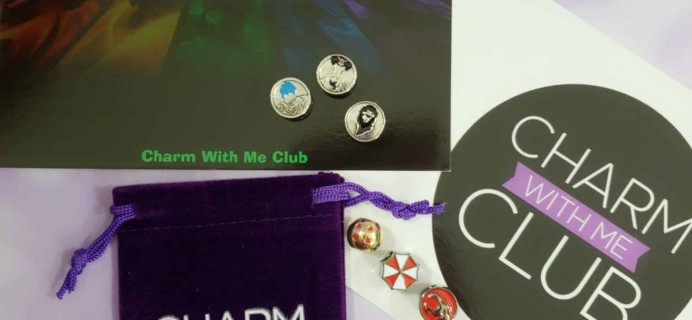 Charm With Me Club September 2018 Subscription Box Review + Coupon