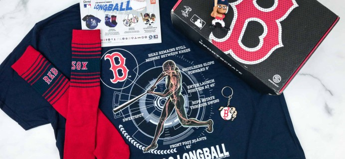 Sports Crate MLB Edition July 2018 Review + Coupon – Diamond Crate!