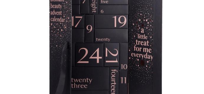 2018 Debenhams Beauty Advent Calendar Available Now + Full Spoilers!