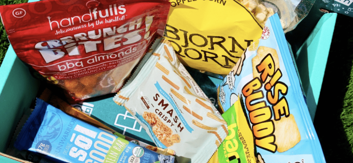 Snack Sack January 2019 Spoilers + Coupon