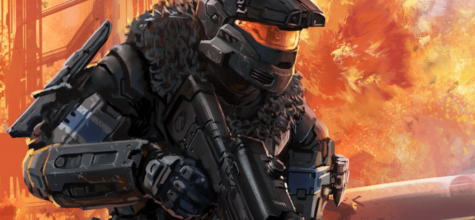 Loot Crate Halo Legendary Crate October 2018 Full Spoilers + Coupon!