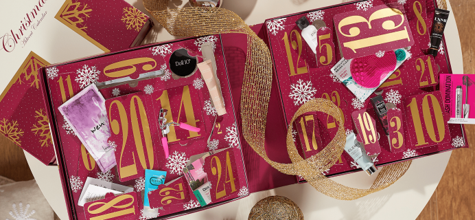 QVC 2018 Beauty Advent Calendar PRICE DROP! Now $39.98 Shipped!
