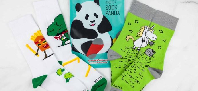 Sock Panda Tweens September 2018 Subscription Review + Coupon