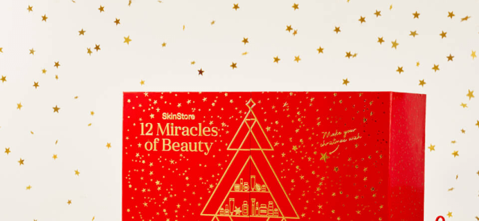 SkinStore 2018 Beauty Advent Calendar Marked Down + Coupon!