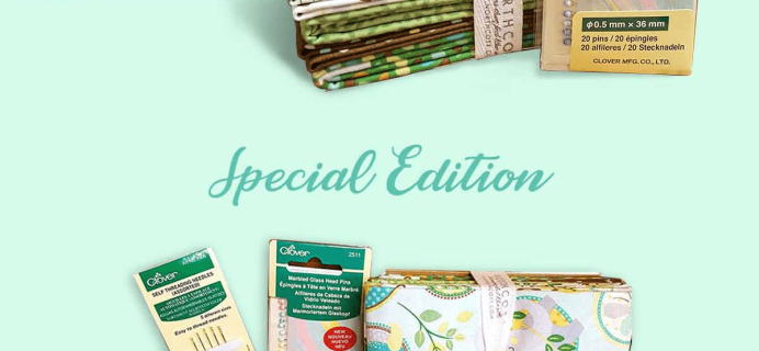 Quilty Box Deal: Get The Special Edition Quilts For Kids Box For Only $39.99!