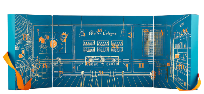 2018 Atelier Cologne Discovery Advent Calendar Available Now + Full Spoilers!