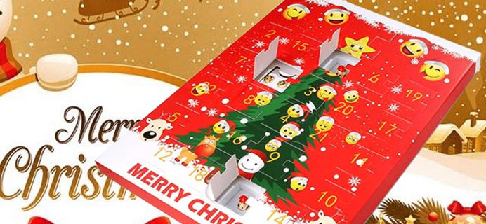 2018 Eccosa Emoji Jewelry Advent Calendar Available Now!