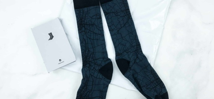 Wohven Socks Subscription September 2018 Review + Coupon!