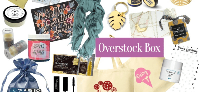 Mommy Mailbox Overstock Boxes Available Now + Coupon!