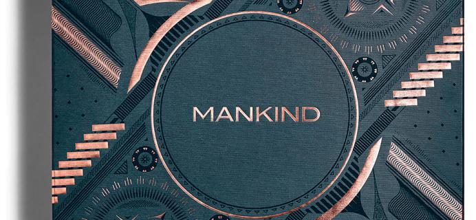 Mankind 2018 Advent Calendar Available Now!