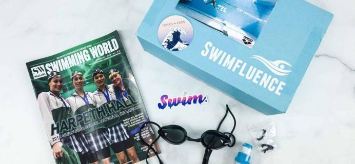 Swimfluence September 2018 Subscription Box Review
