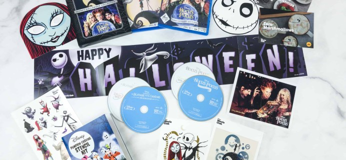 Disney Movie Club October 2018 Review + Coupon!