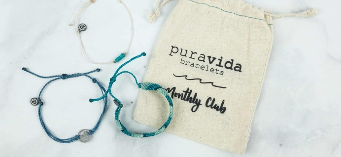 Pura Vida Monthly Club September 2018 Subscription Box Review
