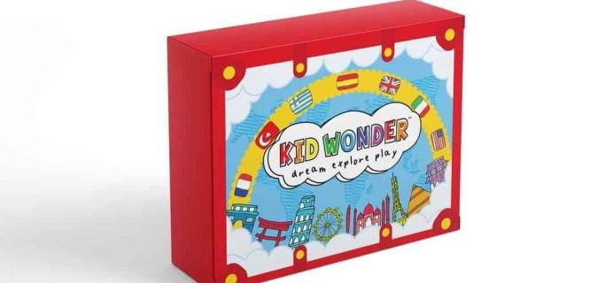 Kid Wonder Little Dreamers Box November 2018 Theme Spoilers + Coupon!
