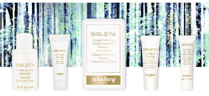 Sisley Paris Beauty Box October 2018 Full Spoilers