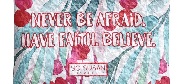 So Susan Color Curate October 2018 Full Spoilers & Coupon!