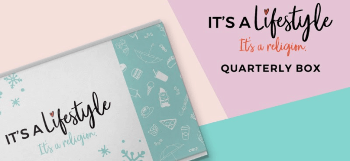 Stars Hollow Monthly Is Now It's a Lifestyle Quarterly Box + Subscription Update!