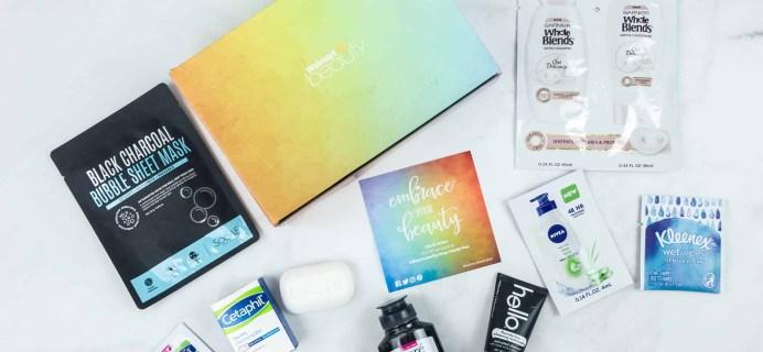 Walmart Beauty Box Fall 2018 Review – Trendsetter Box