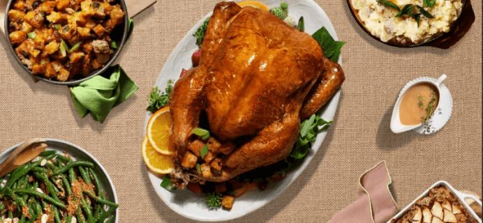 Hello Fresh Thanksgiving Box Coming Soon + Coupon!