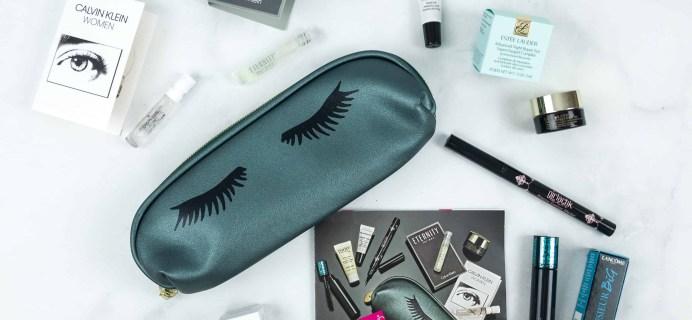Macy's Beauty Box October 2018 Subscription Box Review