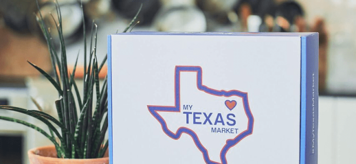 My Texas Market Subscription Update + Coupon!