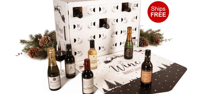 2018 Laithwaite Wine Advent Calendar Available Now + Spoilers!