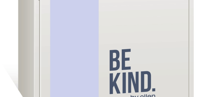 BE KIND by Ellen Box Winter 2019 Full Spoilers UPDATE + Coupon!