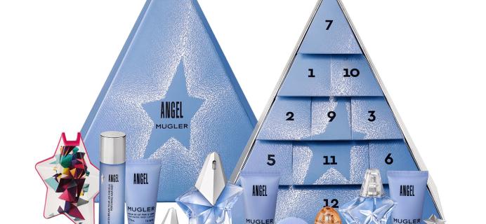 2018 Mugler Angel Advent Calendar Available Now + Full Spoilers!