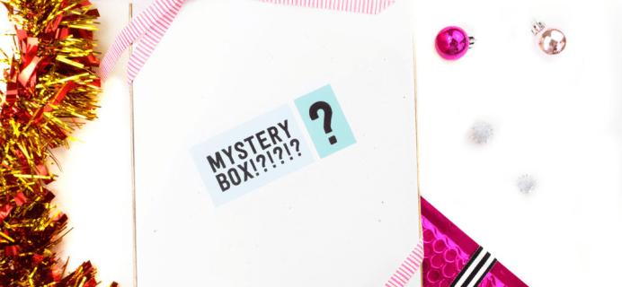 PipsticksMega Xmas Mystery Box Vol 1 Available Now + Coupon!